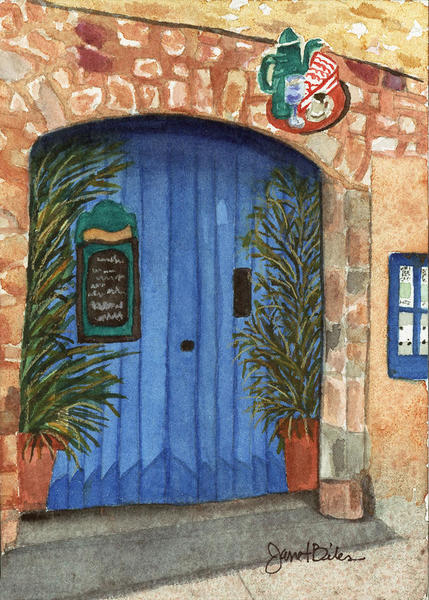 Doors of Provence